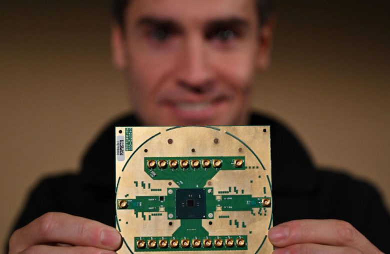 Intel outlines chip that will make quantum computers smaller and faster