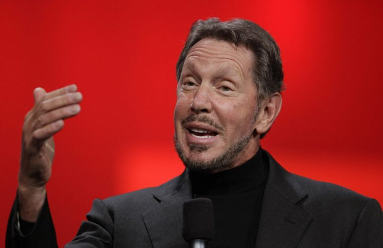 Oracle Employees Need to Shut Up About Larry Ellison's Trump Fundraiser