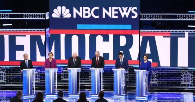 NBC Shields 2020 Dems from Their Open Borders Agendas at Debate