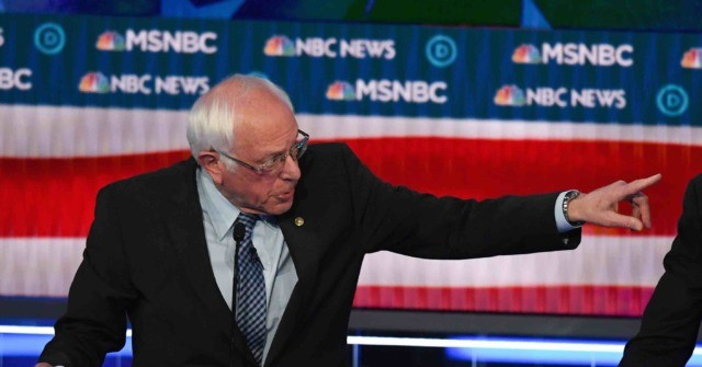 Bernie Sanders Turns Red in Fiery Exchange with Pete Buttigieg at Democrat Debate