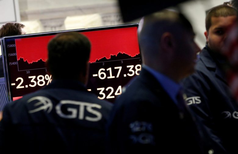 The Dow Suddenly Crashed 400 Points & Nobody Knows Why