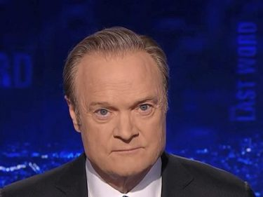 MSNBC's Lawrence O'Donnell: 'Donald Trump Is a Russian Operative'