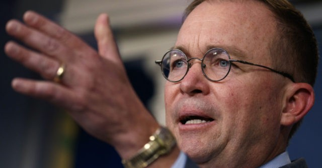 Report: Mick Mulvaney Claims U.S. 'Needs More Immigrants'