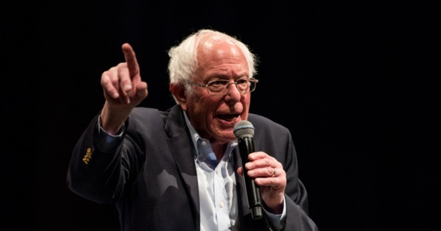 Sanders Celebrates Win: Americans Sick of President 'Lies All the Time'