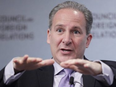 Peter Schiff Says Bitcoin Will Hit $3,000 Before Gold Does. He's Wrong.