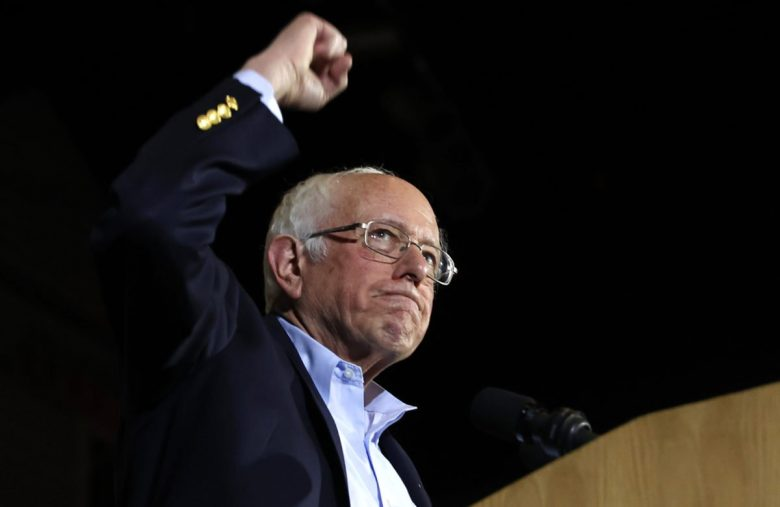 Bernie Sanders Is the Next In Line and That's Good News for Trump