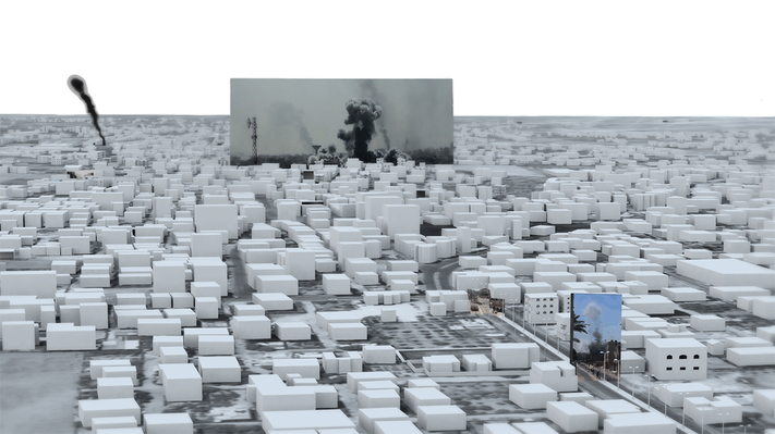 Forensic Architecture redeploys surveillance state tech to combat state-sponsored violence