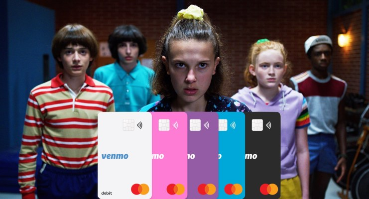 Venmo prototypes a debit card for teenagers