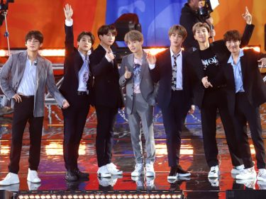 The Coronavirus Is Helping to Contain the Spread of K-Pop Band BTS