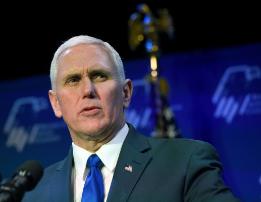 Vice President Mike Pence will lead the US response to the COVID-19 outbreak