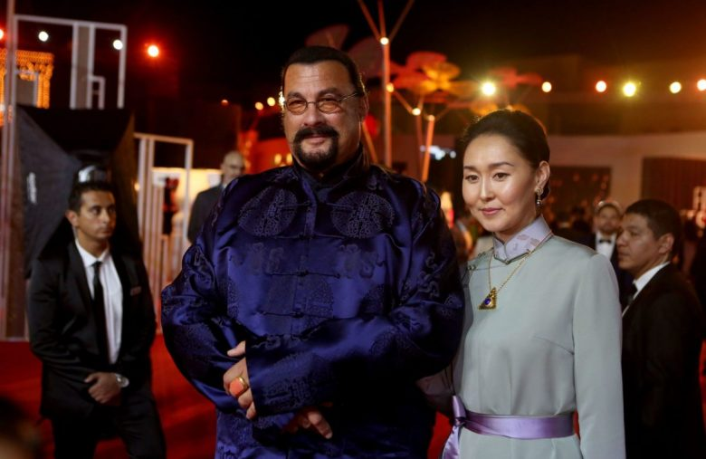 Steven Seagal Punished for Pumping Comically Shady Bitcoin Rip-Off