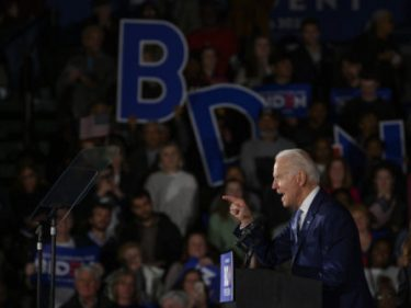 Biden Endorses Jaime Harrison for President in S. Carolina Victory Speech