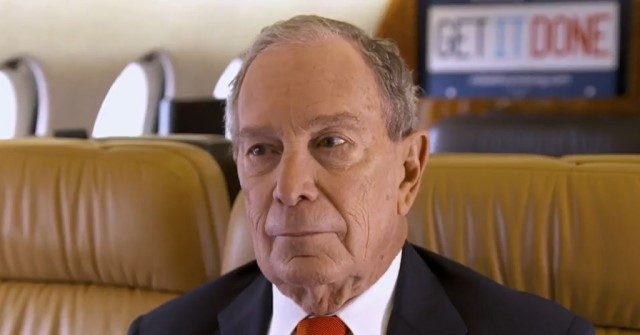 Bloomberg on Why He Entered Race: Trump Is Going to Eat Other Candidates 'for Lunch'