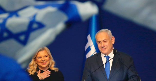 Benjamin Netanyahu Celebrates Come-from-Behind Win: 'A Victory Against All the Odds'