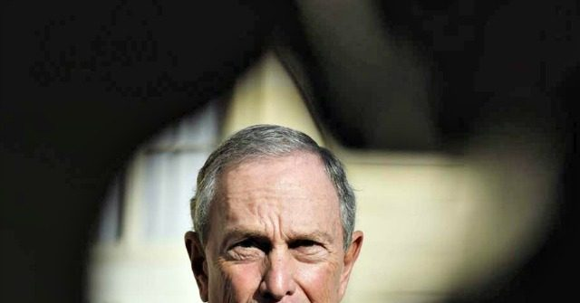 Bloomberg Tries to Defend Pushing Gun Control But Having Armed Guards