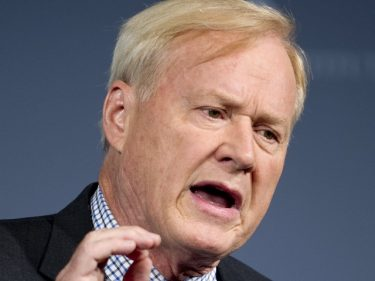 Watch: MSNBC's Chris Matthews Announces Retirement