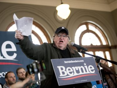 What Michael Moore's Angry South Carolina Attacks Reveal About U.S. Liberals