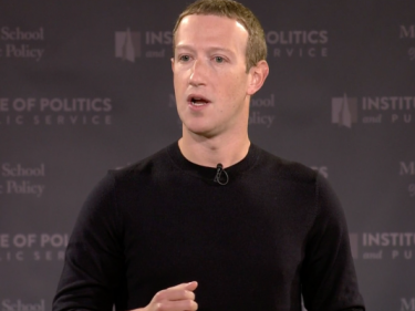 Zuckerberg details the ways Facebook and Chan Zuckerberg Initiative are responding to COVID-19