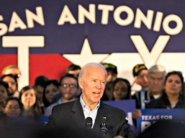 Joe Biden Wins Texas, Completing Super Tuesday Sweep of South