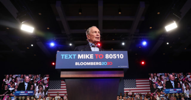 Mike Bloomberg Promises to Fight On After Super Tuesday Flop