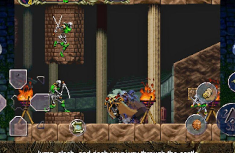 'Castlevania: Symphony of the Night' unexpectedly arrives on mobile