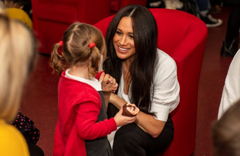 Meghan Markle Is a Preposterous Mascot for International Women's Day