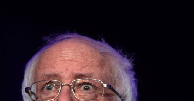 Watch: Bernie Had No Idea Mike Bloomberg Dropped Out of the Race