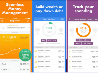 Mobile banking app Empower Finance just closed a $20 million Series A round