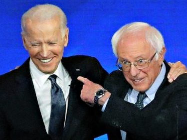 Inside the 72 Hours Establishment Dems Took from Bernie, Gave to Biden