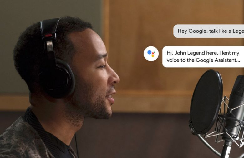 Google Assistant will lose John Legend's voice on March 23rd