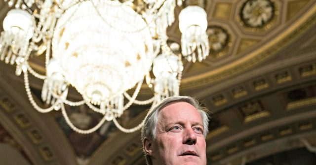 Trump Brings Warrior Mark Meadows into White House as Chief of Staff