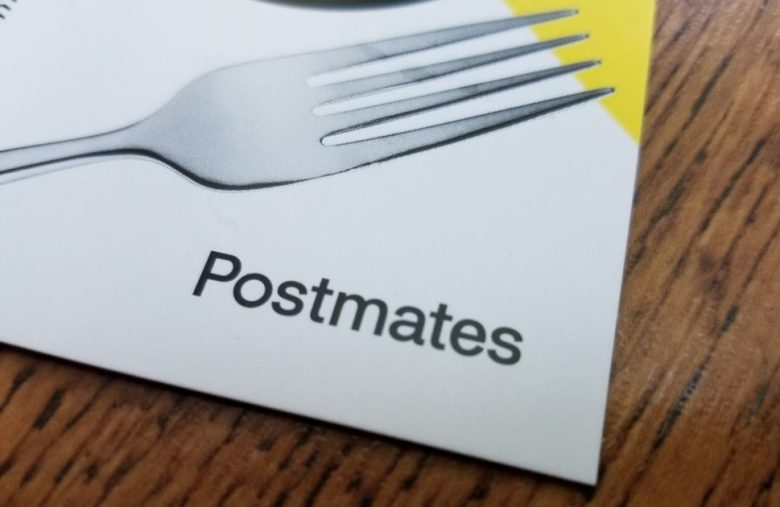Postmates and Instacart introduce 'no contact' deliveries