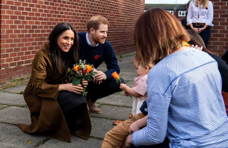 Meghan Markle and Prince Harry Begin Final Royal Engagements – Good Riddance!