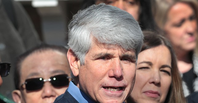 Exclusive — Rod Blagojevich Explains Why He Is a 'Trumpocrat'