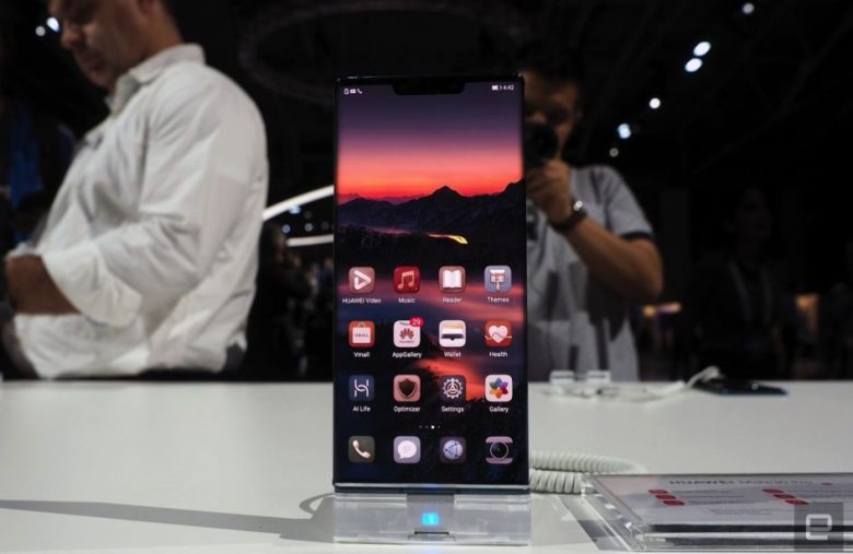 Huawei reportedly expects steep drop in 2020 phone sales due to US ban
