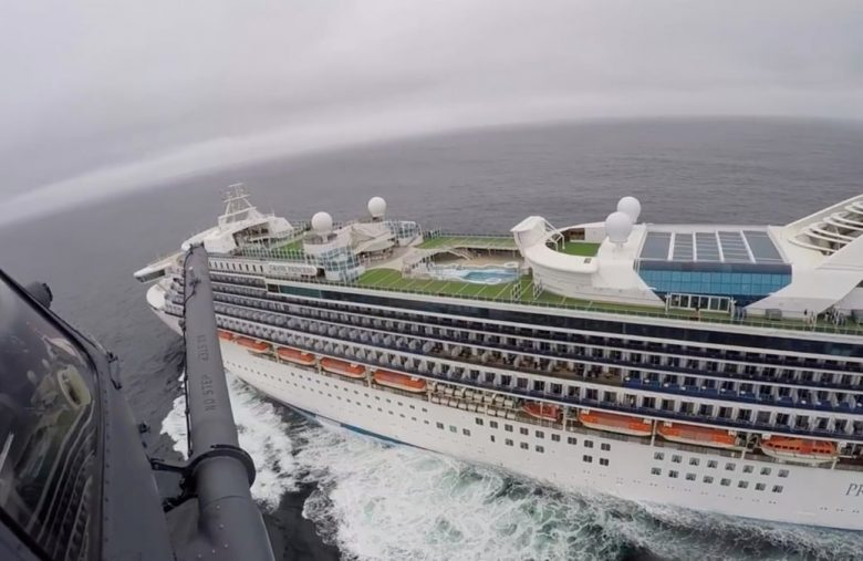 Grand Princess: Cruise Ship Stupidity Puts Everyone in Danger