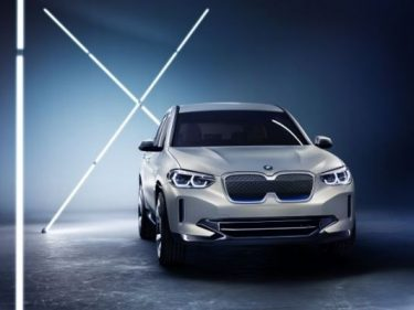 BMW axes plans to bring electric iX3 SUV to US
