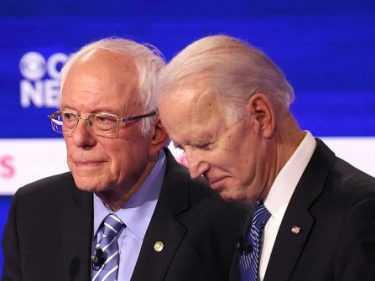 Bernie Sanders Refuses to Question Joe Biden's Mental Health