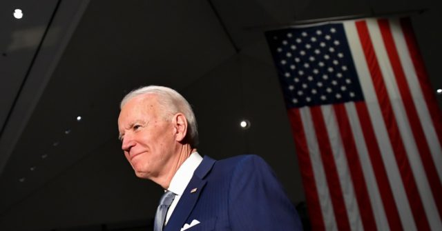 Joe Biden: 'Restoring World Order' Is 'American Responsibility'
