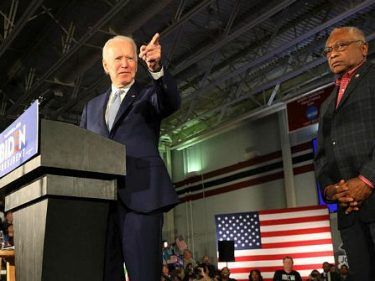 Jim Clyburn Suggests DNC Cancel Debates and Primaries, Anoint Biden