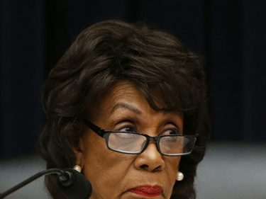 Maxine Waters: 'I Don't Know' if Biden Can Beat Trump