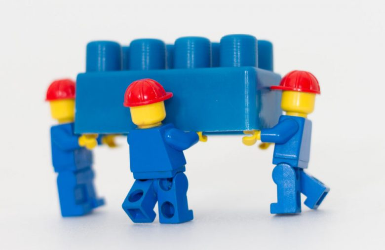 Using Lego therapy for autism