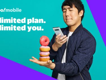 Yahoo Mobile is a $39.99 unlimited phone and data plan