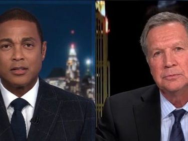 CNN Host Don Lemon Slams John Kasich for 'Fine' Assessment of Trump Coronavirus Address