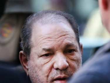 Harvey Weinstein Taken to Hospital with Chest Pains