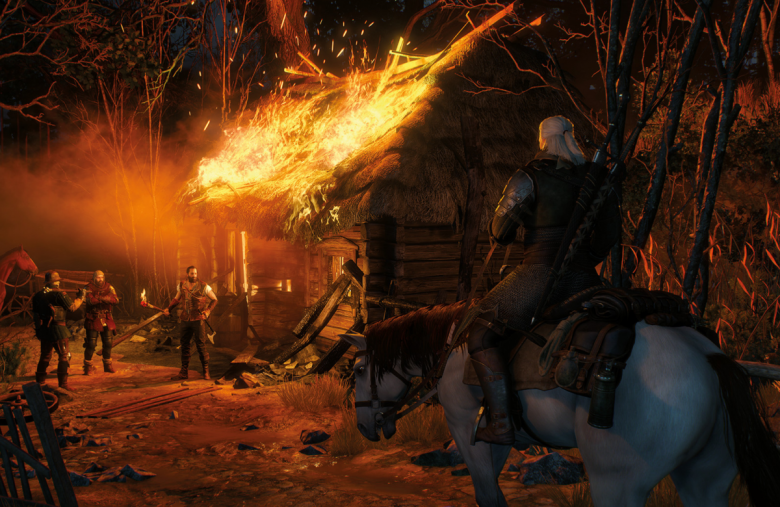CD Projekt Red Teases Bittersweet News for Fans of The Witcher