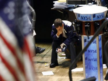 The Stock Market's 'Fear Gauge' Is Flashing an Eerie Financial Crisis Echo
