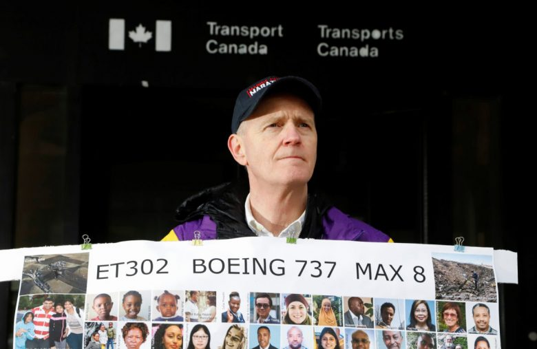 The 737 Max, Not Coronavirus, Will Get Boeing Booted From the Dow Index