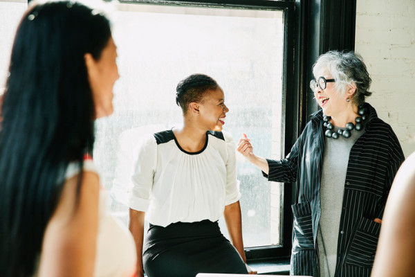 Sponsors could be key to solving tech's lack of gender diversity