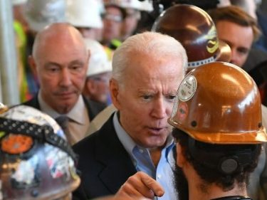 Watch: Auto Worker Calls Out Joe Biden for Wanting to take 'AR-14s'